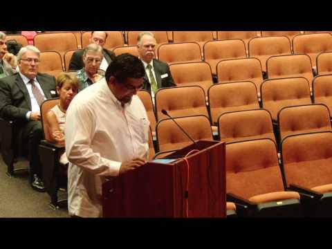 CAHSRA Board Meeting, Sacramento August 9, 2016