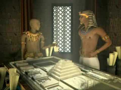 Imhotep, The Thrice Great