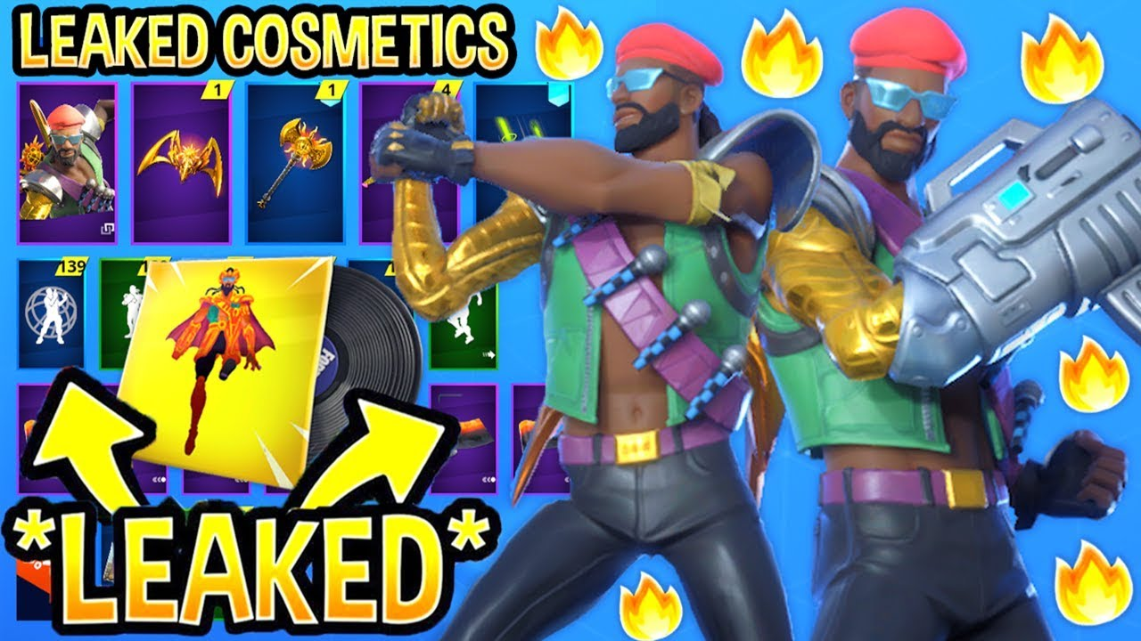 Major Lazer Skin Now Available In Fortnite Beginning Today