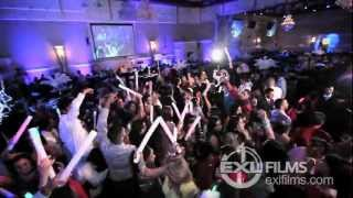 Indian Wedding Reception Video with Crane - Bollywood Style!