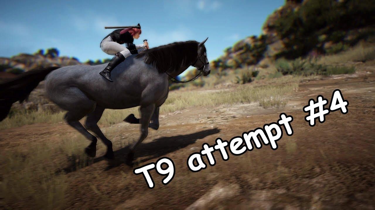 Black Desert - T9 awakening attempt #4 - Youtube Video