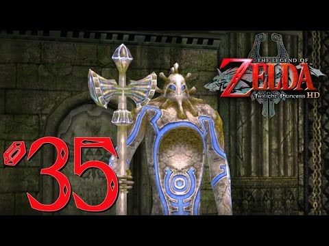 The Legend of Zelda: Twilight Princess HD #35 - Der Pfad zum heiligen Hain