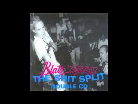 Blatz/Filth - THE SHIT SPLIT [Full Blatz Disc] (1994)