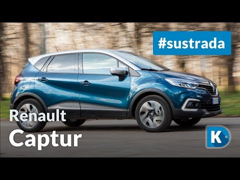 Renault Captur: prova su strada