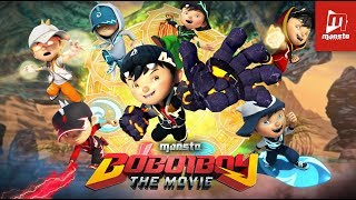 Download BoBoiBoy The Movie™ Exclusive - FULL HD