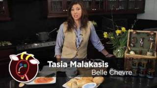 Belle Chevre Goat Cheese & Breakfast