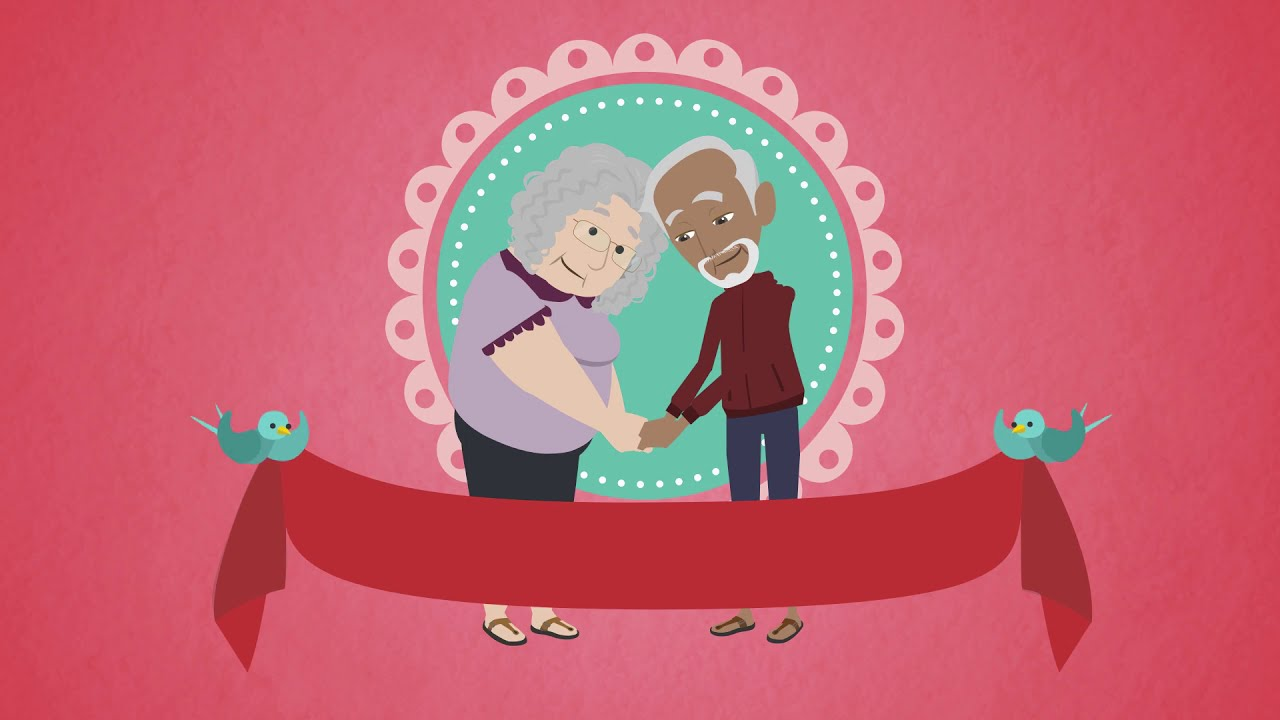 Wie kann ich eine ältere frau kennenlernen