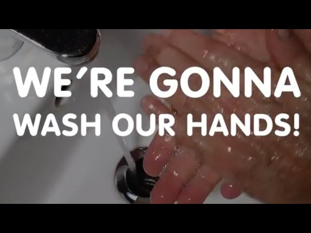 The Beatles Inspired Hand Wash Anthem | Fifi, Fev & Byron
