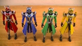 Toku Toy Theory Ep. 9: Wizard Dragon Styles