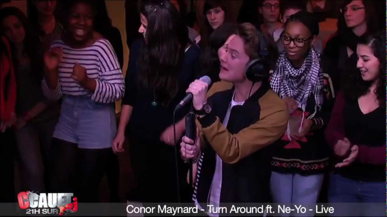 download conor maynard turn around