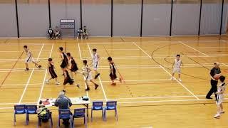 Publication Date: 2019-02-21 | Video Title: 港島東小學學界男子籃球2019 分組賽 嘉諾撒(白衫)vs