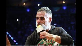 Dr. Wagner Jr.  sin máscara - Triplemanía XXV - Lucha Libre AAA Worldwide