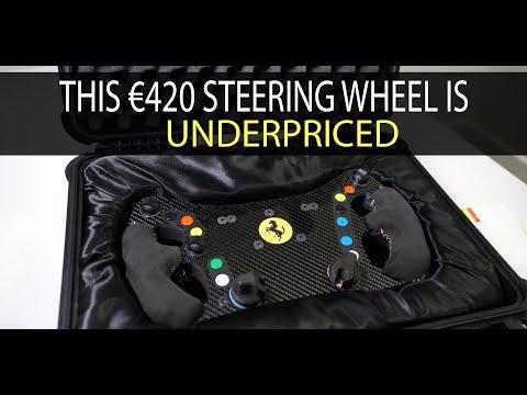 Download Ferrari 488 Steering Wheel Wallpaper  Background
