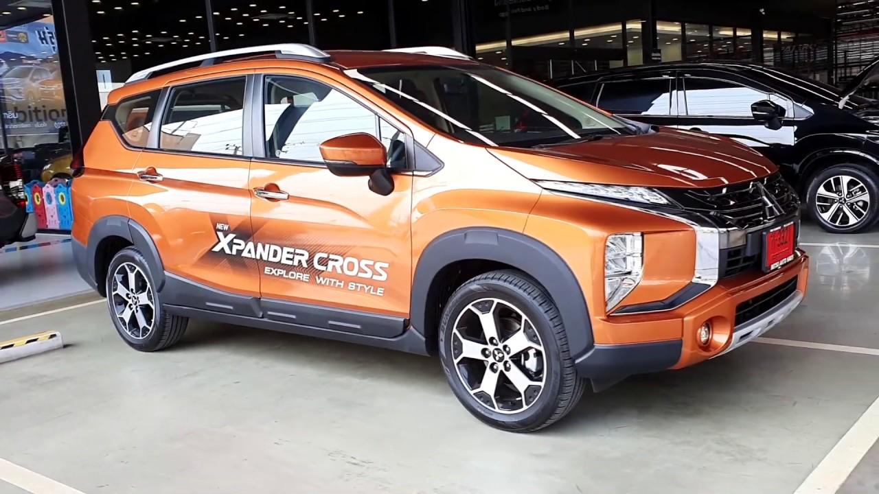 Mitsubishi Xpander Cross 1.5 mới ra mắt