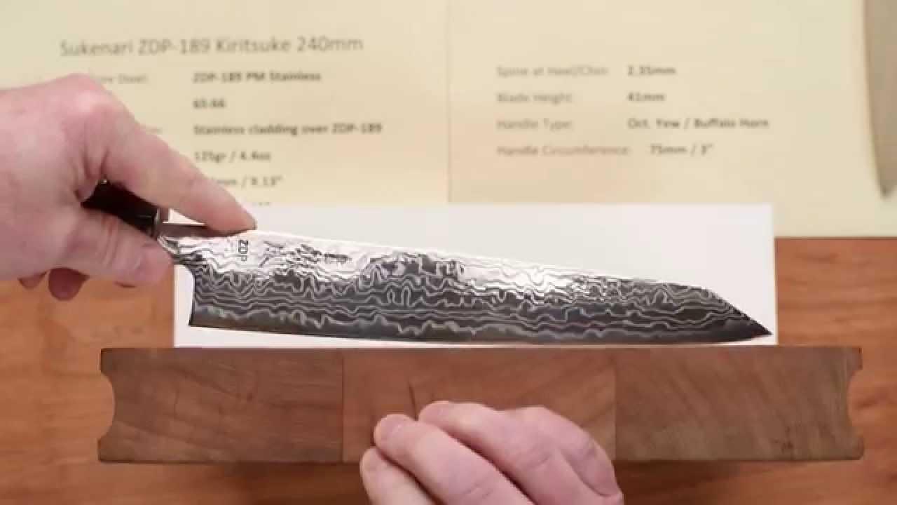 Kitchen Knife Stories Zdp 189 2 Source Sukenari