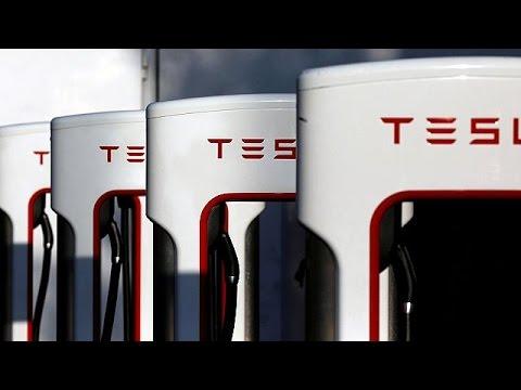 """Tesla sieht sich """"in der Spur"""" - economy"""