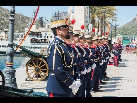 Cartagena recuerda a los héroes del 2 de mayo de 1808