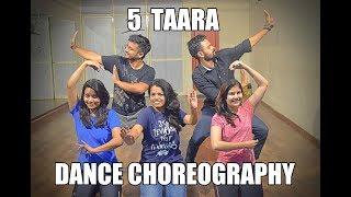 5 Taara | Diljit Dosanjh | Dance Choreography | H2O Studioz