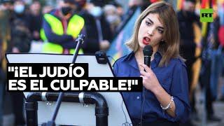 Insultan a la comunidad judía en Madrid