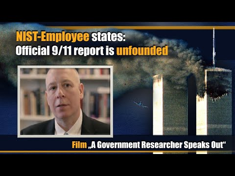 NIST employee states: Official 9/11 report is unfounded | www.kla.tv/en | Sept. 11, 2017