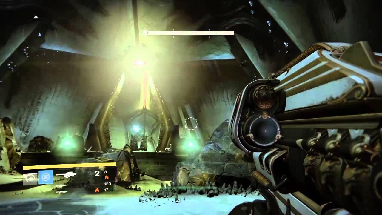 Destiny: The Taken King (Density: The Token King) Stream 1 - YouTube