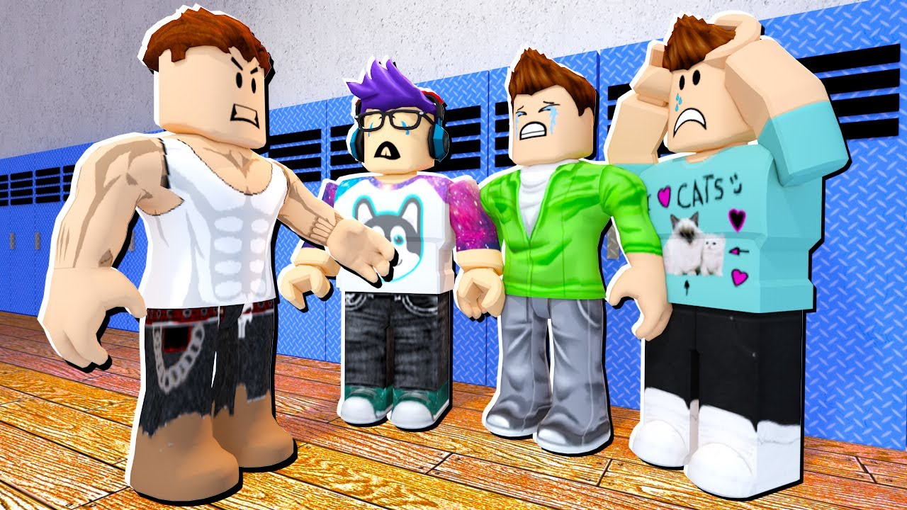 story of bully Roblox bully story a new story from roblox bully stories series in this fun roblox game subscribe --- twitter --- @capta.