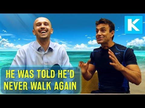 How to Heal Broken Spine - He Was Told He'd Never Walk