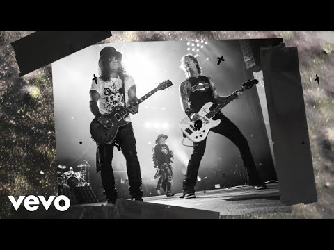 Guns N' Roses – Shadow Of Your Love (Tour Edition / Lyric Video)