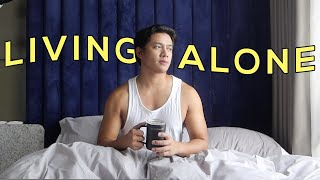 Living Alone in a Condo | Quarantine Vlog