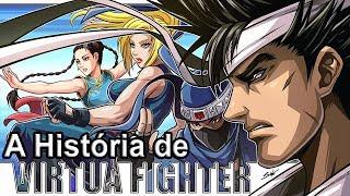 A História de Virtua Fighter