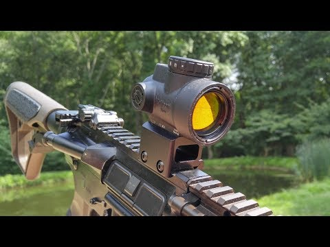 Trijicon MRO Review: The Last Red Dot Optic You Will Ever Buy