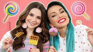 THE LOLLIPOP CHALLENGE!