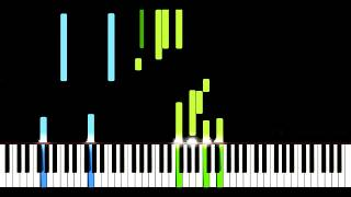 Just the way you are - Billy Joel [ Piano Tutorial] Synthesia