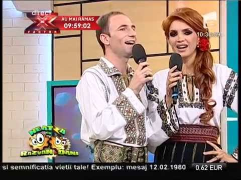 Ion Paladi si Cristina Spătar -