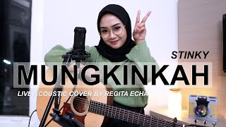 Download MUNGKINKAH - STINKY COVER BY REGITA ECHA