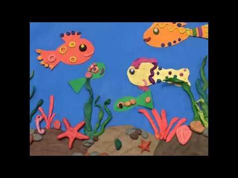 Пластилиновый мультфильм своими руками в детском саду
