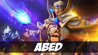 Abed 8000 MMR Plays Invoker - Dota 2