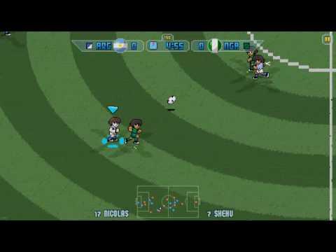 PixelCupSoccer17 NEWEST VERSION Argentina vs Nigeria