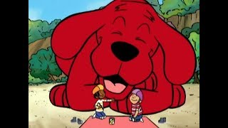 Clifford the Big Red Dog full episodes - Big red dog thingking adventures - Clifford puppy days
