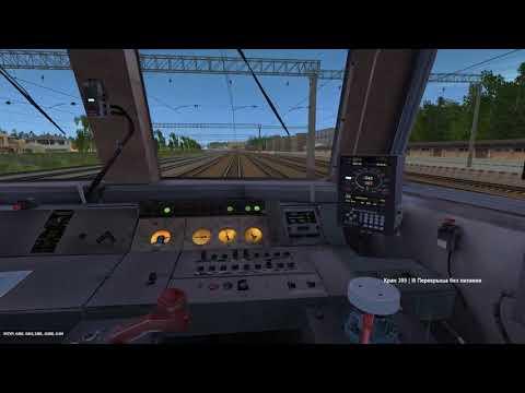 Trainz12 | Крутое - Москва-Курская на ЭР2