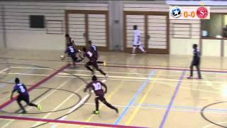 CSI Talent Cup U13 2014, quart Etoile Carouge - Servette FC