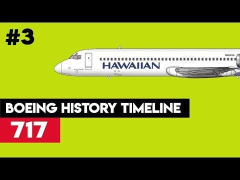 Boeing Timeline #3: Boeing 717
