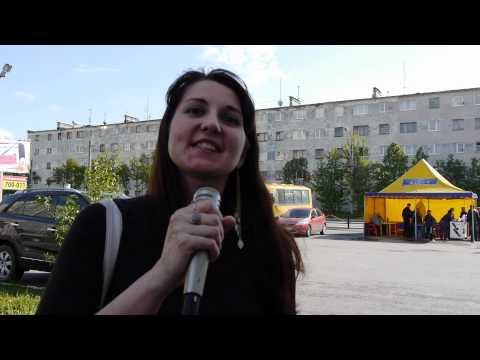 Видео — День России город Кола
