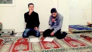 Ilahi - Afrim Haziri & Ismet Shabani .. Pogledaj Nas Jarabi !
