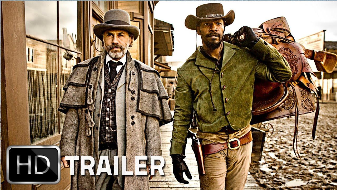 Django Unchained Trailer German Deutsch Fullhd 2013