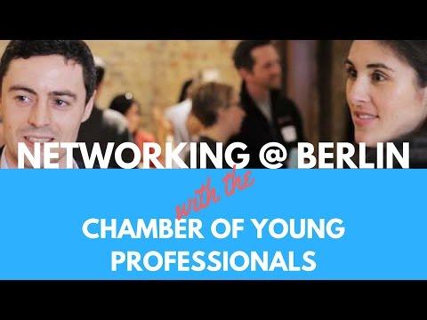 Kitchener-Waterloo Networking Event - CYP March 2017 Berlin