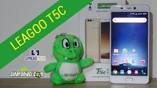 Leagoo T5C - Lo smarphone con CPU SPREADTRUM SC8953i - Recensione