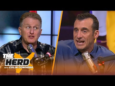 Michael Rapaport comments on OBJ trade rumors, believes Lakers will make the NBA playoffs | THE HERD