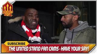 Robbie! Man Utd were to cocky! Arsenal 2-0 Manchester United FanCam