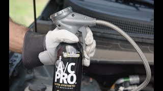 A/C Pro® How To Recharge